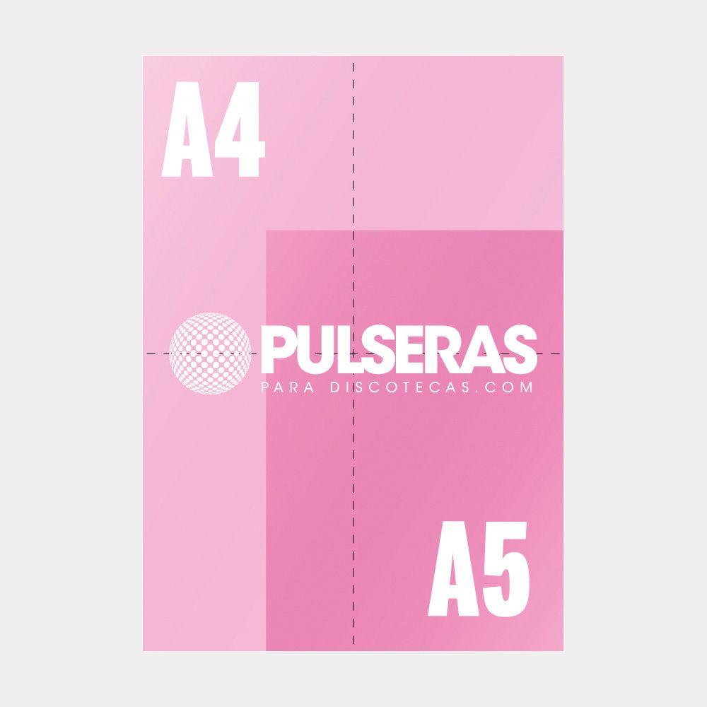 impresión flyers A5