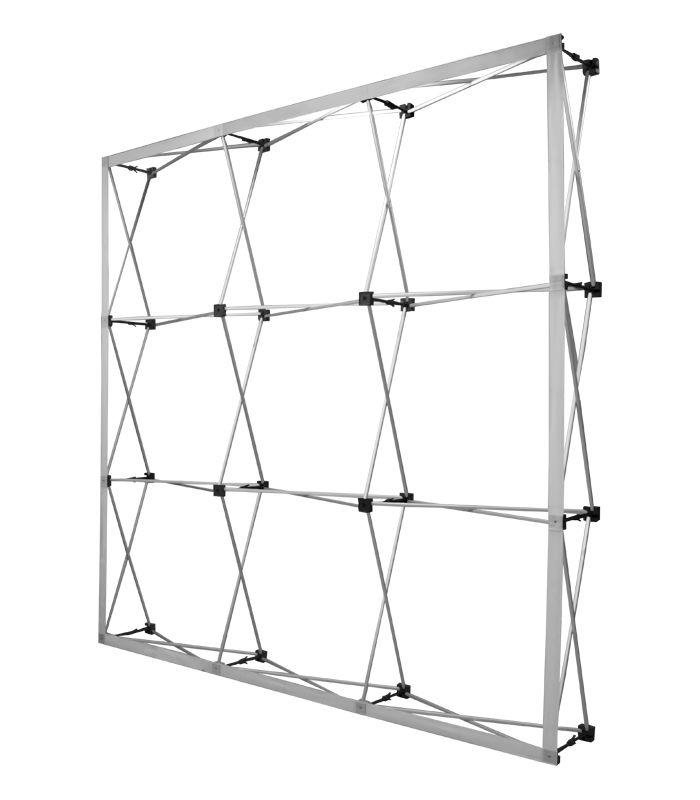 Estructura photocall pop up