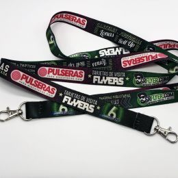 Lanyards sublimados