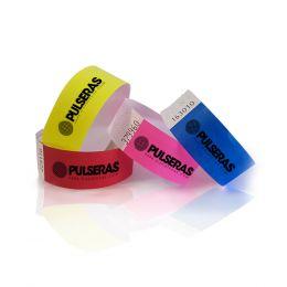 pulseras de papel